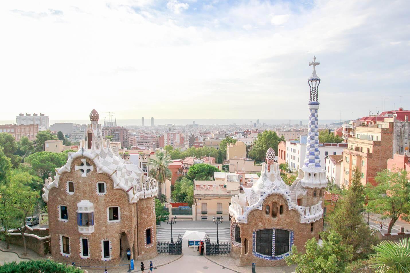 Barcelona im Januar - Top