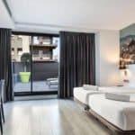 Andante Hotel Doppelzimmer