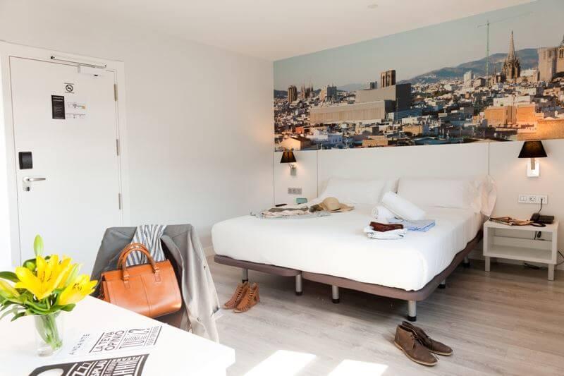 Andante Hotel Zimmer