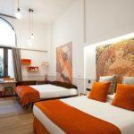 Casa Bella Gracia zwei Doppelbetten