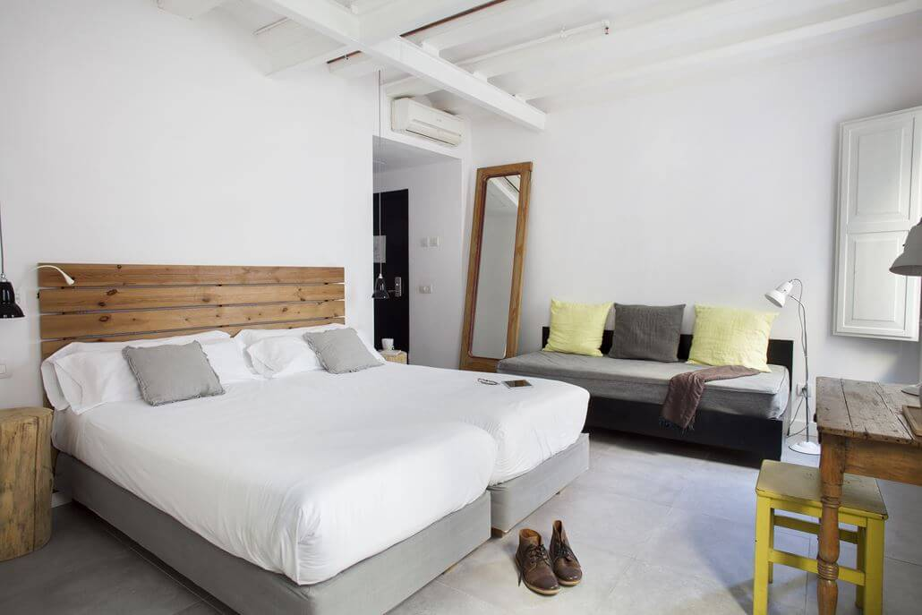 Eco Boutique Hostal Grau Superior Zimmer