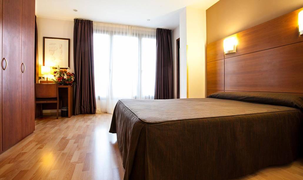 Hotel Via Augusta Zimmer