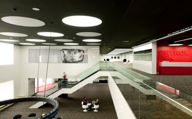 Barceló Sants Lobby