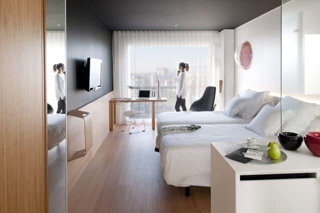 Barceló Sants Zimmer