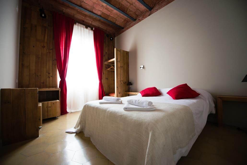 Bird House Barcelona Zimmer