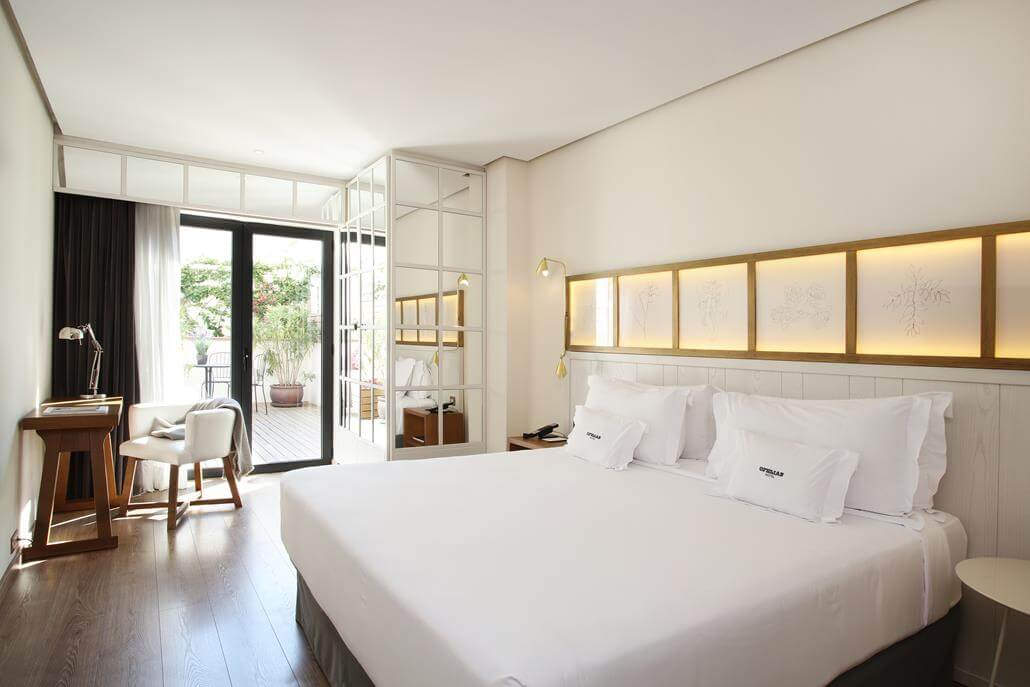 Hotel Advance Barcelona Zimmer