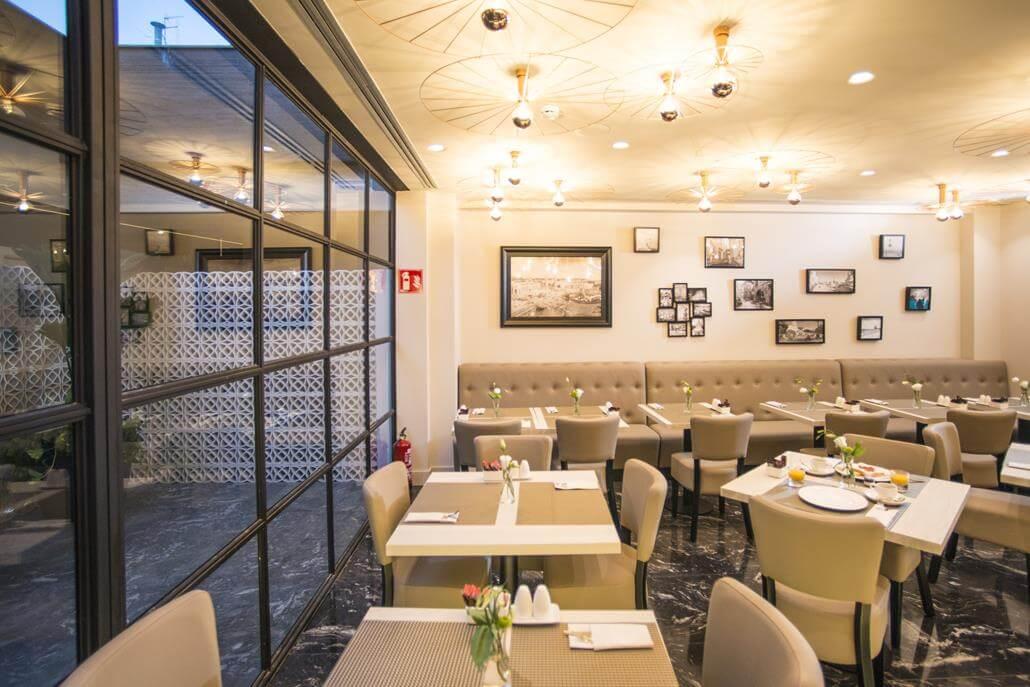 Ona Hotels Arya Restaurant