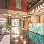 Ona Hotels Arya Rezeption