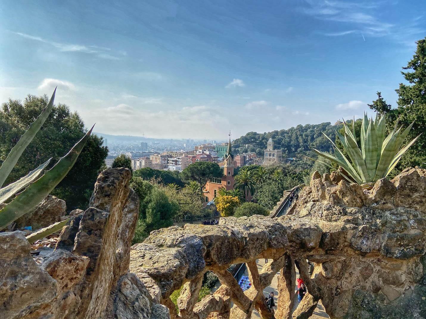 Barcelona im Mai - Top