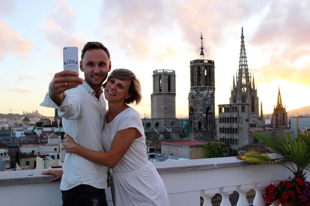 Magdalena & Michael von Barcelona by Locals