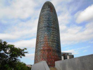 Torre Agbar barcelona