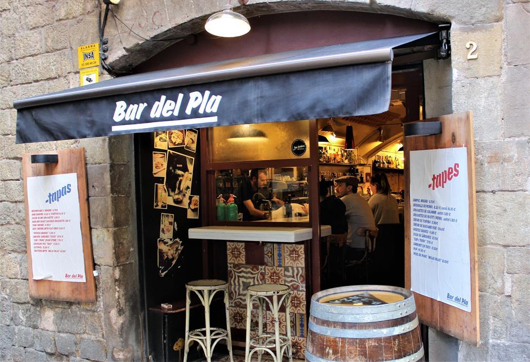 Bar del Pla Barcelona