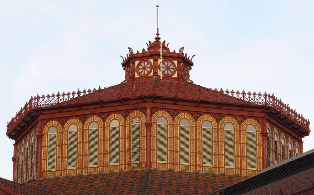 Mercat Sant Antoni Barcelona