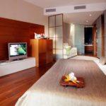 Hotel Pullman Barcelona Skipper Deluxe Zimmer