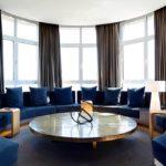 Le Meridien Hotel Barcelona Suite Wohnzimmer