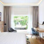 Le Meridien Hotel Barcelona Zimmer