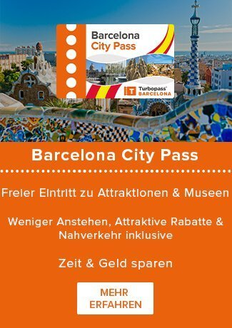 Barcelona City Pass - Turbopass