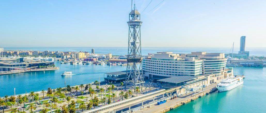 Las Golondrinas Hafenrundfahrt in Barcelona