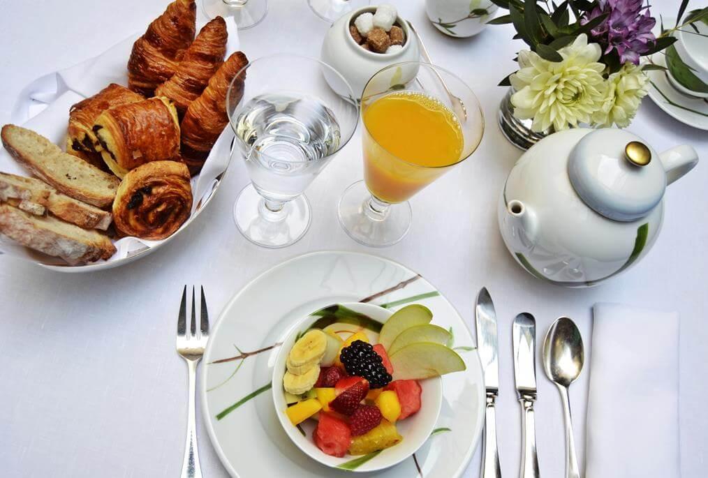 Mercer Hotel Barcelona Frühstück