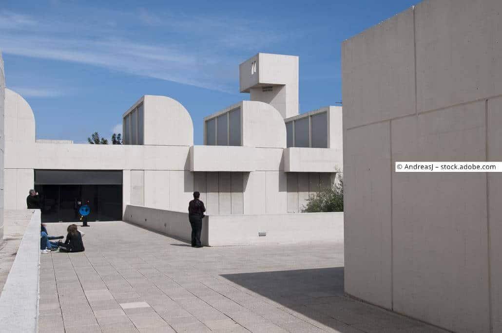 Fundacio Joan Miro Barcelona
