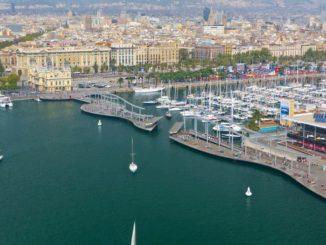 Bootstouren in Barcelona