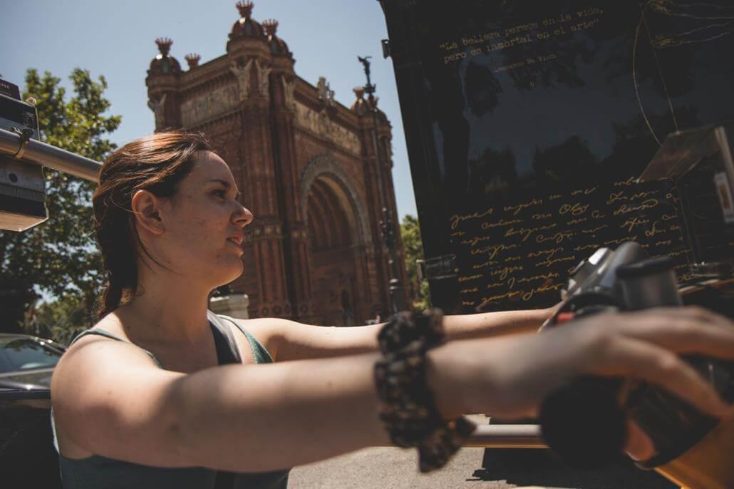 E-Roller Barcelona