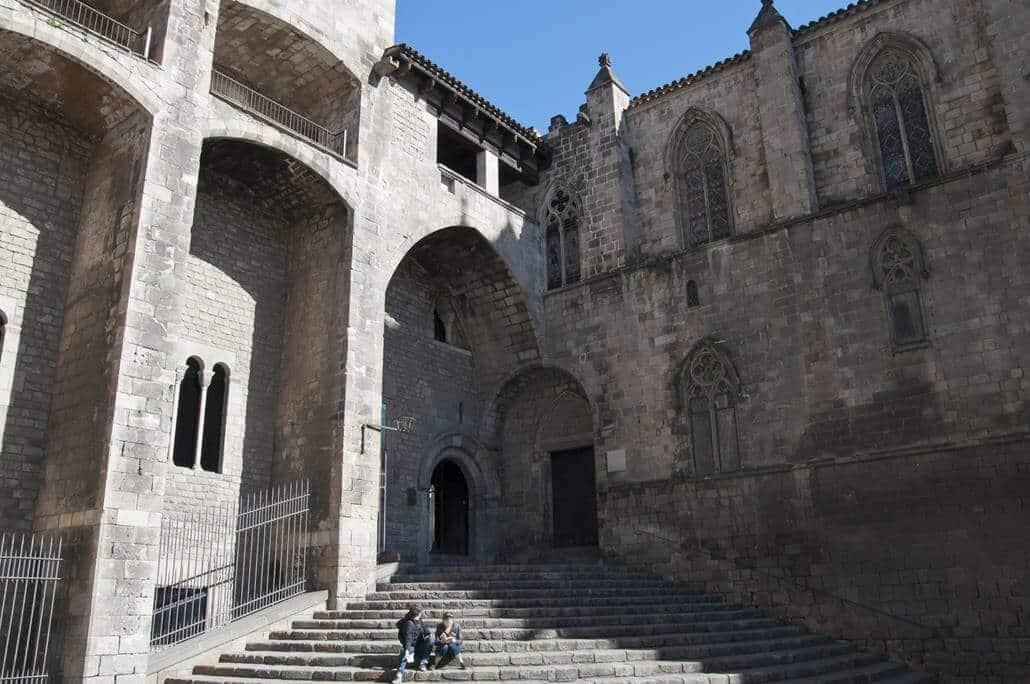 Palau Requesens Barcelona