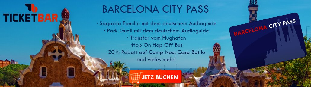 Ticketbar - Barcelona City Pass