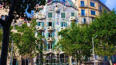 Casa Batllo in Barcelona von Gaudi: Tickets für Innen & Dach