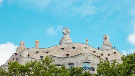 Casa Milà – La Pedrera in Barcelona: Tickets für Innen & Dach