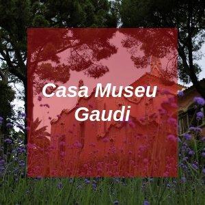 Casa Museu Gaudi in Barcelona