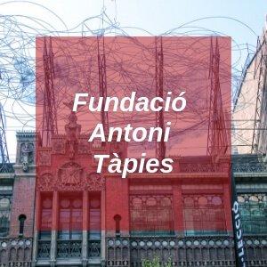 Fundacio Antoni Tapies in Barcelona