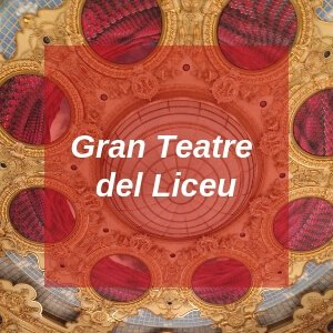 Gran Teatre del Liceu in Barcelona