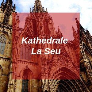 Kathedrale La Seu Barcelona