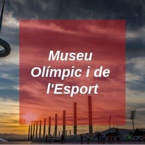 Museu Olímpic i de l'Esport in Barcelona