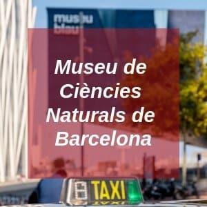 Museu de Ciencies Naturals de Barcelona