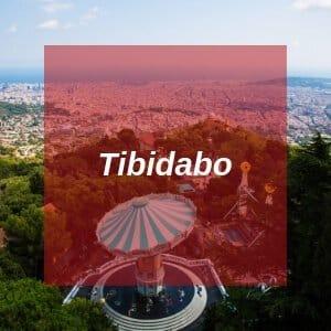Tibidabo Berg