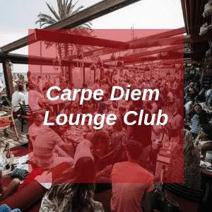 Carpe Diem Lounge Club in Barcelona