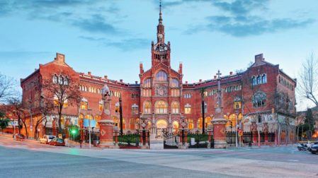 Hospital de Sant Pau in Barcelona: Lohnt sich ein Besuch?