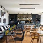 Hotel Arts Barcelona Cafe