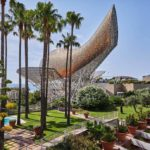 Hotel Arts Barcelona Garten