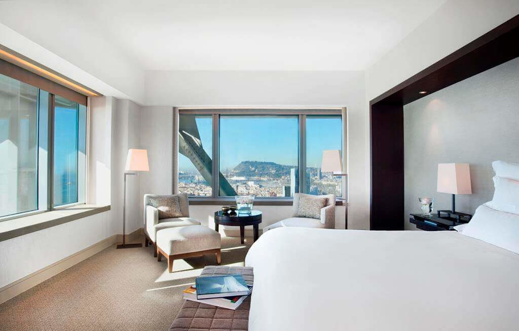 Hotel Arts Barcelona Suite
