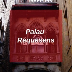 Palau Requesens in Barcelona
