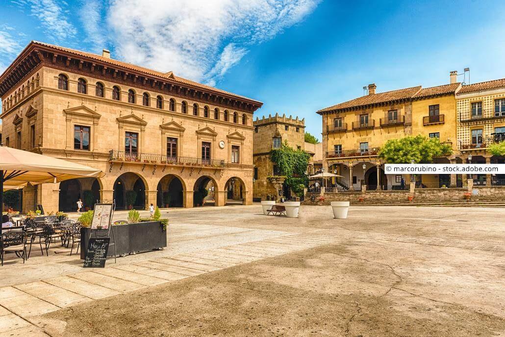 Poble Espanyol – das spanische Dorf