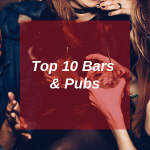 Top 10 Bars & Pubs in Barcelona