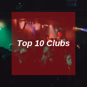 Top 10 Clubs in Barcelona