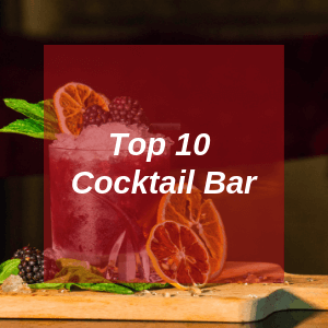 Top 10 Cocktail Bars in Barcelona