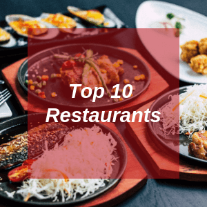 Top 10 Restaurants in Barcelona