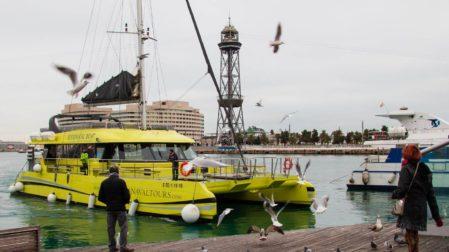 Die 7 besten Bootstouren in Barcelona