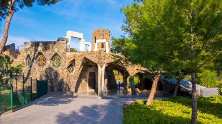 Colonia Güell & Krypta von Gaudi: Tickets & Empfehlungen